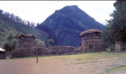 The Fort at Sardi.