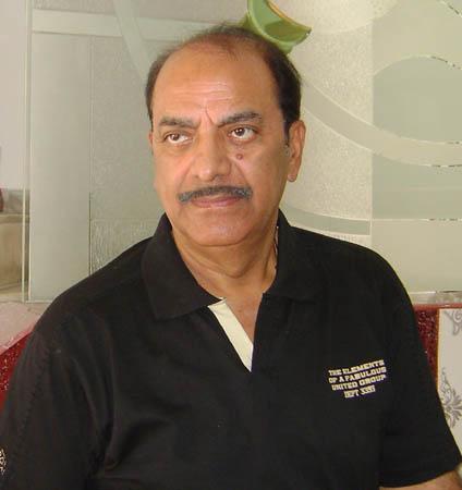 Dr. Roshan Lal Saraf